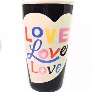 Starbucks Love, Valentine's Day 2018 Travel  Mug